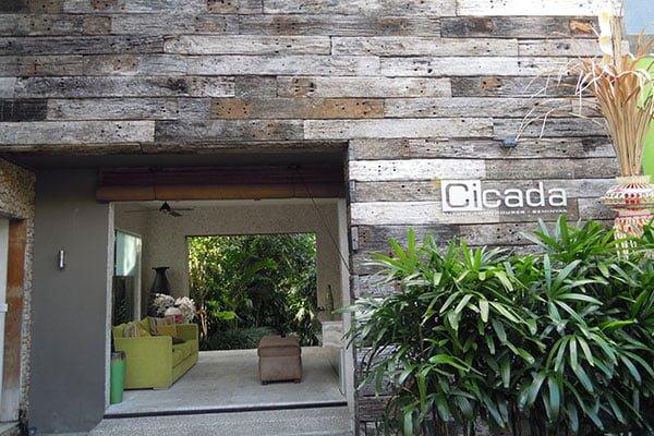 Private Villa, Cicada