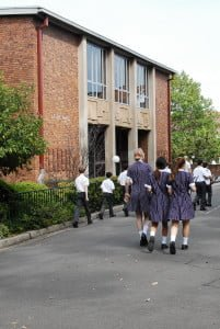 Choosing a school is a long term commitment.