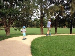 Naremburn Park