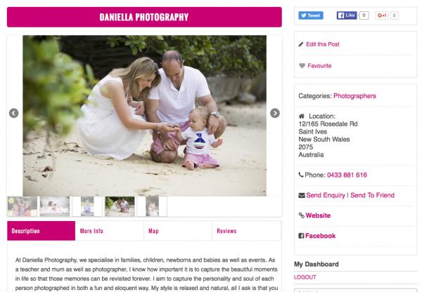 Directory_Daniella Photography