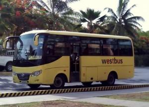 Fiji West Bus