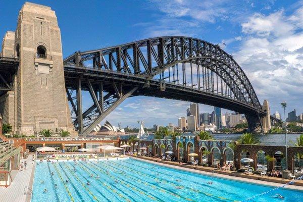 North Sydney Olympic Pool