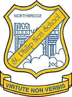 St Philip Neri Logo