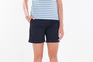 Ternary navy shorts