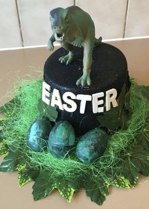 dinosaur egg hat