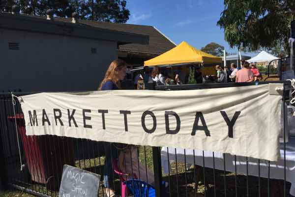 Market Stall, LIndfield