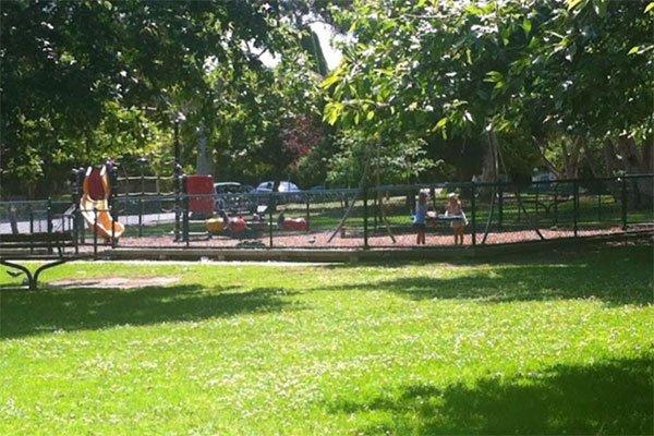 Deli in the Park