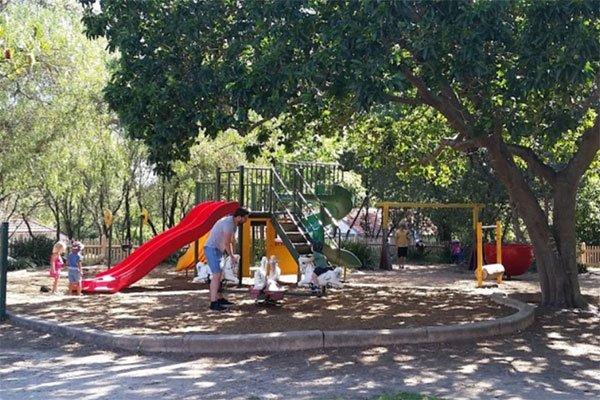Grasmere Children's Park