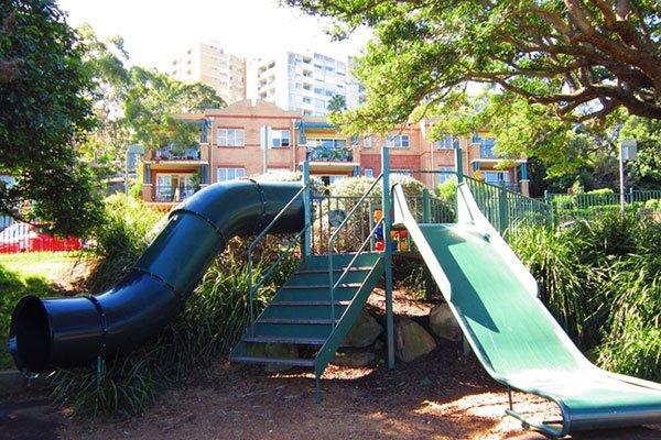 Merrett Playground