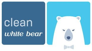 Clean-White-Bear-Logo-1A-font-outlines