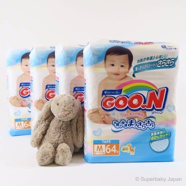 superbabyjapan-goon-nappies-medium-carton