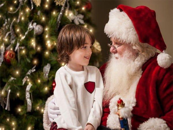 santa-and-kid