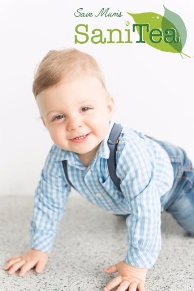 Baby-Happy-Crawling-SaniTea