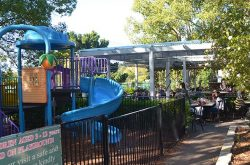 Pubs with playgrounds north shore