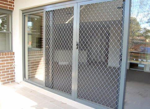 security-door-sliding