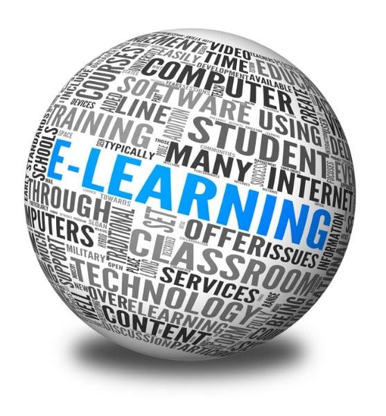 eLearning-globe