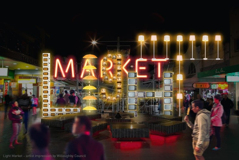 Light-market