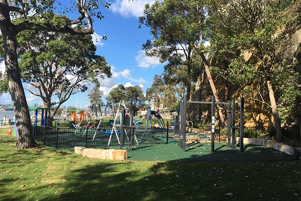 North Sydney Playground Kesteron Park