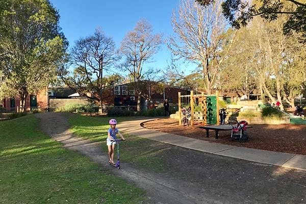 Balmaringa Playground, South Turramurra