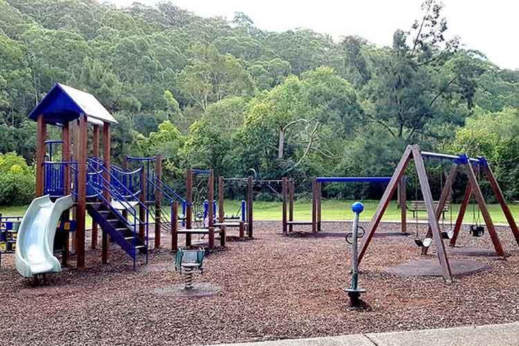Ginger Meggs Park Hornsby