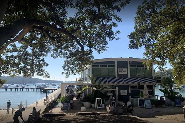 waterside cafe balmoral