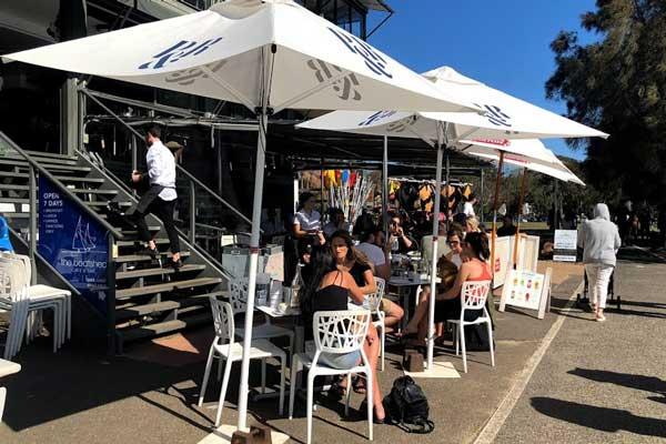 The Boatshed Cafe, Narrabeen