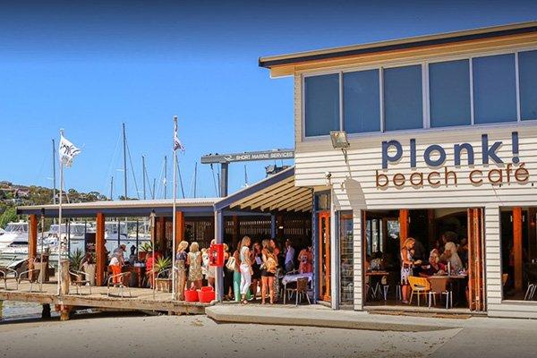 waterside cafe Mosman