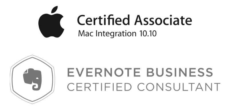 Apple-Evernote
