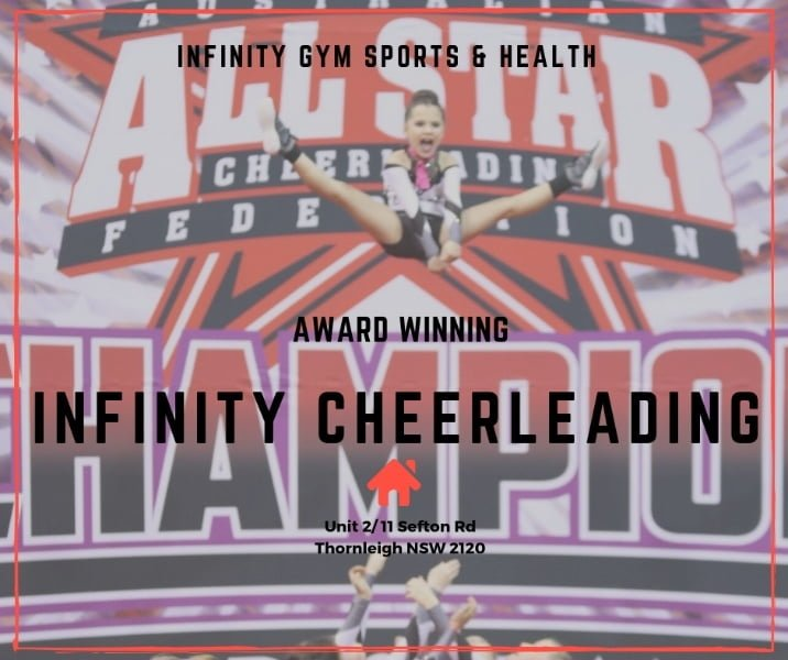 INFINITY-CHEERLEADING