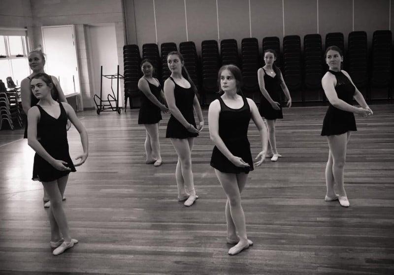Ballet-Uniform