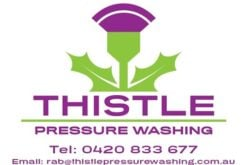 Thistle Pressure Washing