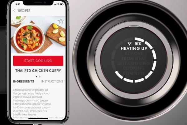 Zega smart cookware