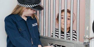 Kids in jail