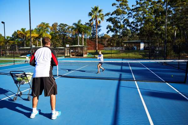Essential Guide to the Spring School Holidays: queenwood tennis