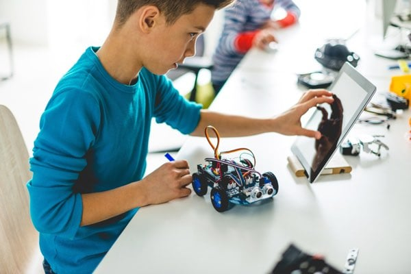 Essential Guide to the Spring School Holidays: robotics st ives shopping village