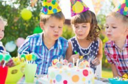 8 tips to organise the best children's birthday party!