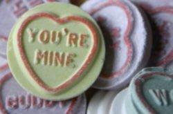How I met my Valentine ... part 1