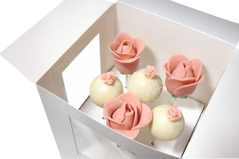 CakePOP-Roses
