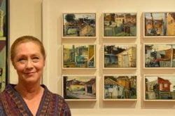 Hornsby Art Prize winner...and where to see the work!