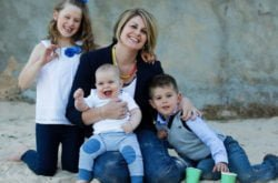 The mum fighting to save kids' lives
