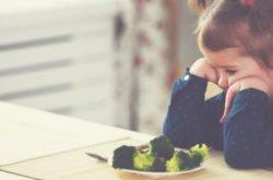 'Yuck!' Pleasing fussy eaters