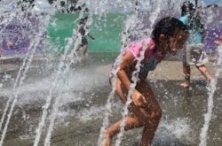 Splashing fun at Sydney's best Water Playgrounds