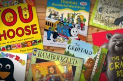 Best books for 3- to 5-year-olds...