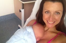 A surprising and enjoyable birth for Bryony