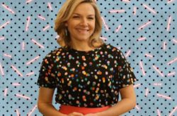 Justine Clarke: On being recognised and connecting with kids
