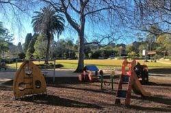 Playground Review: Cameron Park, Turramurra