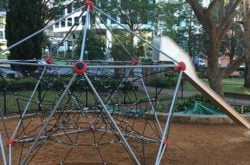 Playground Review: Chatswood Park, Oval and Skate Park