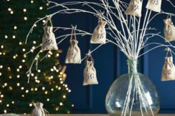 How to add a dash of Christmas to your home