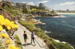 Staycation! Weekend away at Coogee Beach
