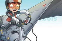 Why the D-Bot Squad book series is perfect for early readers